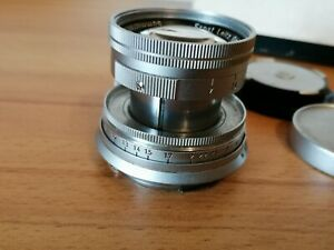 Leica Summicron-M 2/5cm  No 1235564 ***TOP ZUSTAND ***
