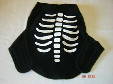 Rosewood Dog Tail Twisters Halloween Novelty Skeleton Costume