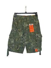 Urban Pipeline Maxflex Crago Shorts Size 29 Nwt Olive Floral Camo