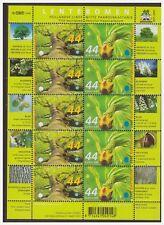 Netherlands 2007 Bomen trees in spring MNH sheet