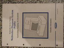 Techniker Information Ford WDS Weltweites Diagnose System