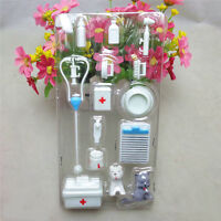 14Pcs Mini Medical Equipment Toys For Barbie Doll Accessories Set stylish