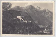 AK Werfen, Schulungsburg Hohenwerfen, 1940 Foto-AK