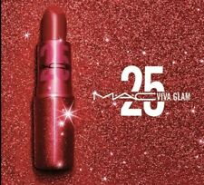 MAC Viva Glam Lipstick 25th Anniversary Special Edition Packaging 2019 NEW