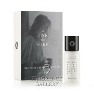 A Lab On Fire, MESSY SEXY JUST ROLLED OUT OF BED,  Eau de Parfum  60ml