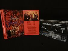 CEREMONIAL OATH Carpet / AT THE GATES Gardens Of Grief / 1993 / MC CASSETTE