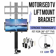 """Television Motorised TV Lift Suit in Cabinet Stroke 700mm for Flat Screen 26-57"""""""
