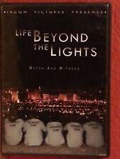 LIFE BEYOND THE LIGHT-.STORY OF HOMELESS TEENS in LAS VEGAS  DVD  Like  New