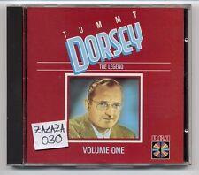 Tommy Dorsey CD The Legend Volume Vol. 1 1st press JAPAN-FOR-GERMANY - no target