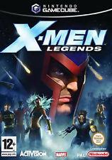 X-Men Legends (Nintendo GameCube, 2004)