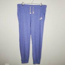 Nike Sportswear Women's Gym Vintage Pants Pull On Lightweight Activewear Size XL