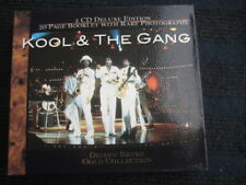 2CD KOOL & THE GANG  Deja vu Retro Gold Collection  Deluxe Edition  Best of and