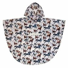 Horse Dreams Poncho (4-7) Kids Horses