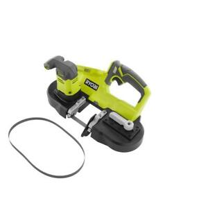 "RYOBI P590 18V Portable Cordless 2.5"" Band Saw (Tool Only) - BRAND NEW !!!!!!"