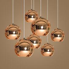 Kitchen Pendant Light Bar Pendant Lighting Copper Glass Ceiling Lights Home Lamp