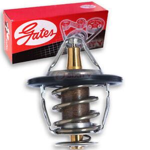 Gates 34766 Engine Coolant Thermostat for 255003C100 255003C130 9091603118 zq