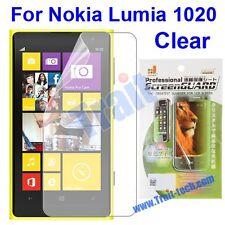 Clear Film Guard Screen Protector For Nokia Lumia 1020 b0j64a