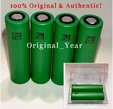 4 Sony VTC4 18650 30A 3.6V High Drain Rechargeable Battery Free Case30