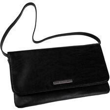 ESPRIT Damen Clutch Tasche - Gurt abnehmbar, Schultertasche Clutchbag Handtasche