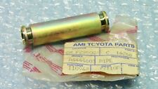 TOYOTA COROLLA AE71 AE86 GENUINE NOS OEM WATER BY PASS PIPE - 16268-15010