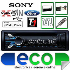Sony MP3 Player Car Stereos & Head Units for Focus