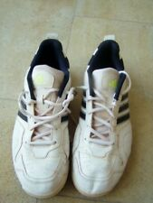 * Weiße Tennis Schuhe Sportschuhe adidas Gr. 45 1/3 *