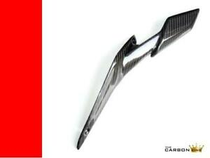 MV AGUSTA F3 675 BRUTALE 675 800 DRAGSTER CARBON LOWER CHAIN GUARD TWILL GLOSS
