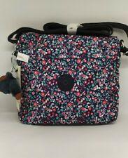 KIPLING #SEBASTIAN Crossbody Bag in Glistening Poppy Blue Color