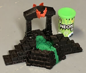 Custom Slime Pit for Eternia Minis Masters of the Universe MOTU Figures