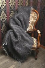 Rug Blanket Lizhnyk Handmade Bedspread size 150cm by 200cm 100% sheep wool