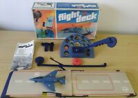 AIRFIX -FLIGHT DECK- VTG FIGHTER JET AIRCRAFT CARRIER GAME TOY SET 1973 BOXED