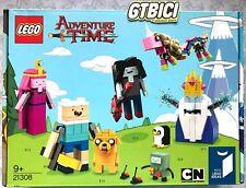 LEGO IDEAS  `` ADVENTURE TIME ´´  Ref 21308  NUEVO A ESTRENAR
