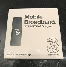 Three 3G USB ZTE MF730M Mobile Broadband Dongle Modem