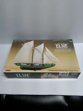 The Schooner Elsie Gloucester Fisherman Ship - Lindberg 851 (10 inches)