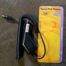 Car Charger Sprint PCS Phones Universal Port Audiovox LG Motorola Nokia Samsung