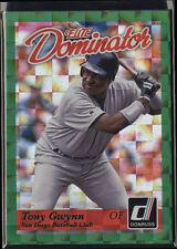 2014 Panini Donruss Baseball Elite Dominator Tony Gwynn #36