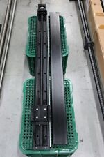 THK Used KR55 Linear Actuator, Total Length 1290mm, Stroke 1000mm, No motor