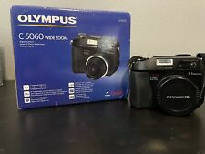 Olympus CAMEDIA C-5060 Wide Zoom 5.1MP Digital Camera with lots of EXTRAS!