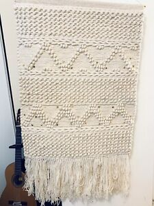 Wall Tapestry Wool Bohemian Style Decor