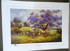 'SUNDAY MORNING' by D'Arcy Doyle.  Limited Edition Print