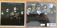 R.E.M. American Acoustic Tour 1991 CD (Rare German Import)
