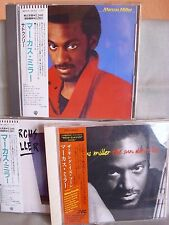 Marcus Miller- Same/ Suddenly/ The Sun don´t lie- 3 CDs- Made in Japan WIE NEU