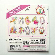 70x Bird Illustration Sticker Flakes: Mind Wave Inc.