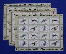 United Nations - 2009 Endangered Species MNH sheet set