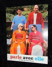 Talk To Her Lobby Cards - Pedro Almodovar - French Set of 8 stills
