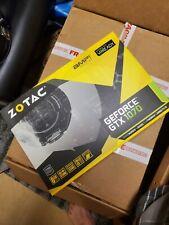 Zotac GeForce GTX 1070 8GB AMP! Edition Graphics Card in box