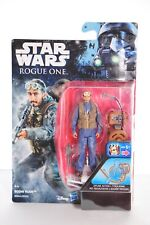 DISNEY STAR WARS ROGUE ONE BODHI ROOK PILOT  ACTION FIGURE STILL CARDED