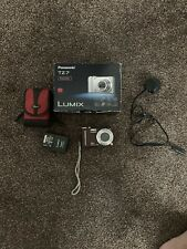Panasonic Brown Lumix DMC-TZ7 10.1MP Digital Camera with Spare Battery and Case