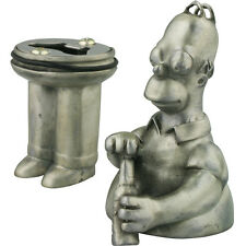 Simpsons Homer Simpson Pewter Figure Bottle Opener