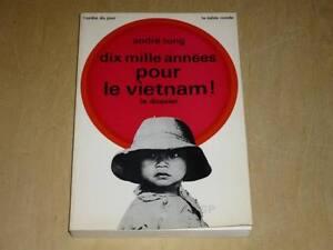 [VIETNAM] A.TONG / 10000 ANNEES POUR LE VIETNAM 1968 SP